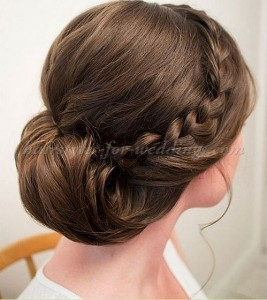 braid for bride