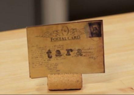 cork card holders