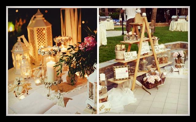 12 DIY ιδέες για την διακόσμηση του γάμου σου!