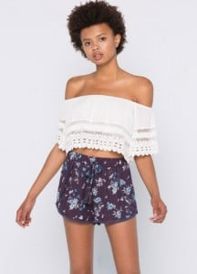 floral sorts pull and bear 2016