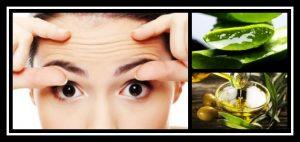 6 Απλές σπιτικές συνταγές για τις ρυτίδες στο μέτωπο σου!