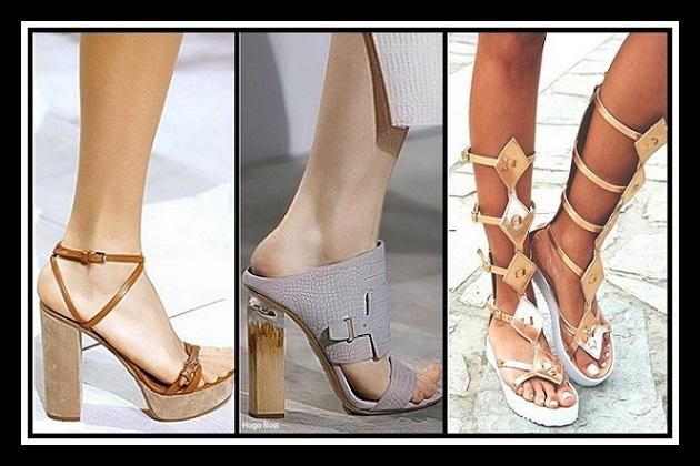 7 Τάσεις της μόδας στα γυναικεία παπούτσια για το καλοκαίρι 2016!