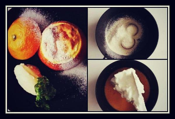 Πανεύκολη συνταγή για σουφλέ πορτοκάλι!