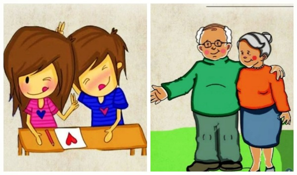 25 Απλά μυστικά για μια μακροχρόνια σχέση!