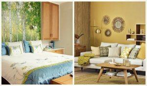 10 Ιδέες για να βάψεις τους τοίχους του σπιτιού σου!