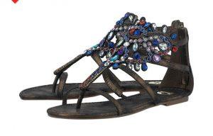 EXE sandali me petres