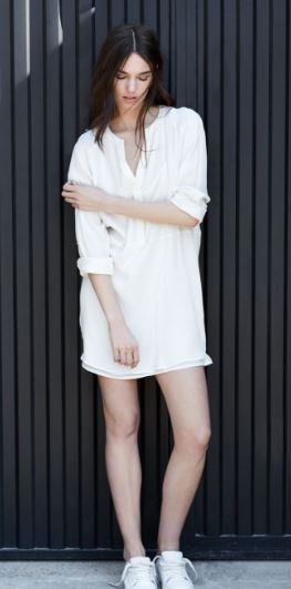 Mango shirtdress