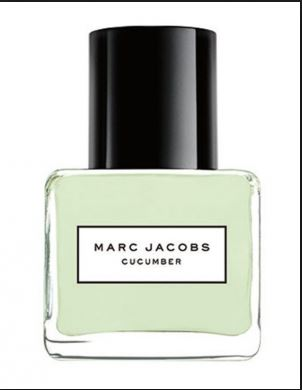 Marc Jacobs Cucumber scent