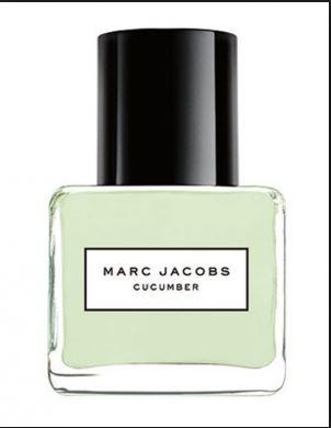 Marc Jacobs Cucumber scent