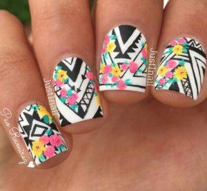 aspromauro Abstract Nail Art