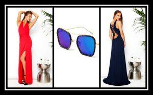 Οικονομικά γυναικεία φορέματα και γυαλιά ηλίου!