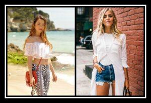 10 Συνδυασμοί ρούχων που θα λατρέψεις το καλοκαίρι!
