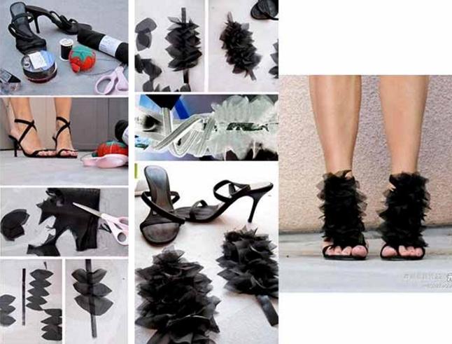 8 Τρόποι για να μετατρέψεις τα παλιά ψηλοτάκουνα παπούτσια σου! ac8dc8108c3