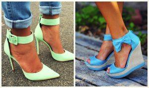 35+1 Καλοκαιρινά γυναικεία παπούτσια που βρήκα στο Pinterest!