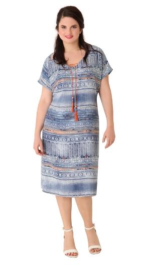 Φορέματα σε μεγάλα μεγέθη για το καλοκαίρι από 25€  f4376d82614
