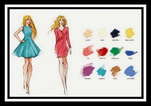 Ποια χρώματα ρούχων ταιριάζουν στο χρώμα των μαλλιών σου