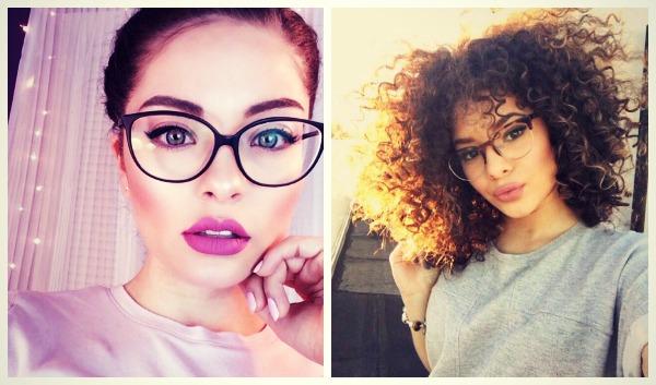 10 Συμβουλές μακιγιάζ για γυναίκες με γυαλιά!