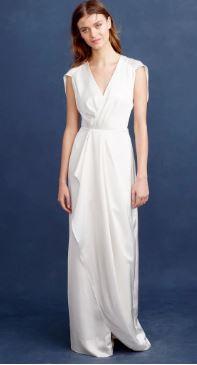 8e0f965a0c6a Μια υπέροχη επιλογή αν αποφασίσεις να βάλεις μακρύ φόρεμα στον γάμο σου