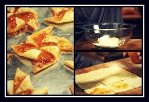 Πως να φτιάξεις μπισκότα ροδάκινου σε σχήμα ανεμόμυλου!
