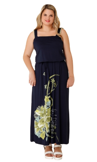 3ed30932477 Φορέματα σε μεγάλα μεγέθη για το καλοκαίρι από 25€ | ediva.gr