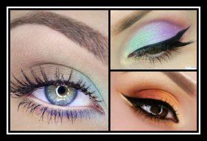 19 Εκπληκτικές ιδέες για βραδινό καλοκαιρινό μακιγιάζ ματιών!