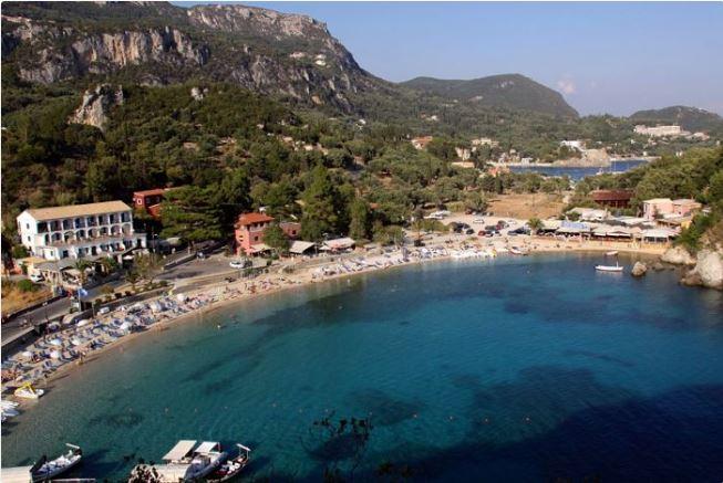 Paleokastritsa, Corfu