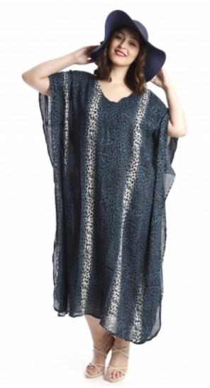 4dc0a72965 Γυναικεία καφτάνια   φορέματα σε μεγάλα μεγέθη happy sizes!