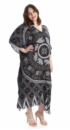 372373ca8406 Γυναικεία καφτάνια   φορέματα σε μεγάλα μεγέθη happy sizes!