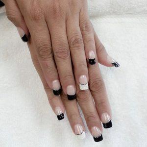 galliko manicure glitter
