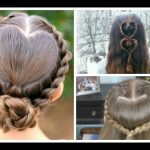 girl heart hairstyles ediva.gr