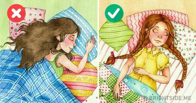 15 Λάθη που κάνουν ζημιά στα μαλλιά σου!