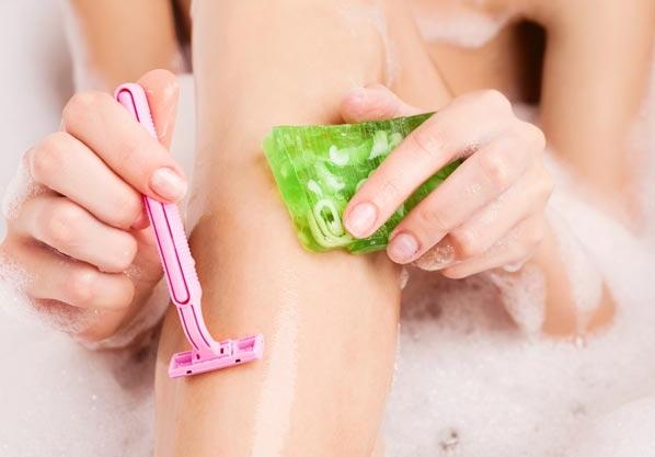 Πως να διαρκέσει το ξύρισμα των ποδιών σου περισσότερο!