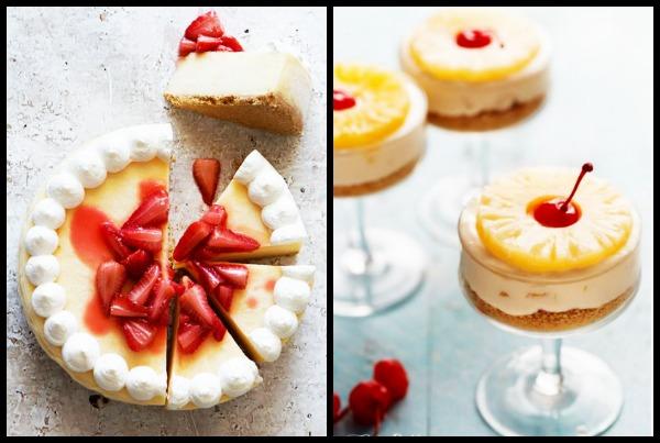 4 Γλυκά που δε χρειάζονται ψήσιμο!