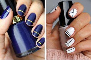 Πως να κάνεις 14 εύκολα σχέδια στα νύχια σου!