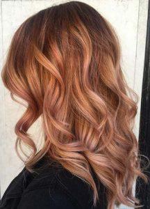 Rose Gold Hair ediva.gr