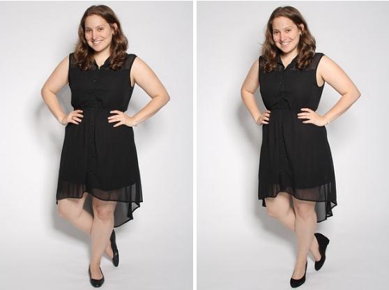 84113419f3e 10 Tips ντυσίματος για κοντές γυναίκες με καμπύλες!   ediva.gr