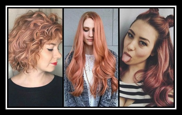 37 Υπέροχες ιδέες για ροζ χρυσό χρώμα μαλλιών!