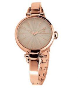 HOOPS B.Jolie Ladies Rose Gold Metallic Bracelet