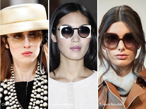 Ποια γυαλιά ηλίου θα φορεθούν τον Χειμώνα 2017!  05f56973d6c