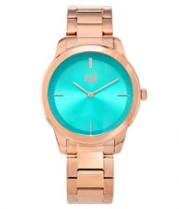 VISETTI Ladies Rose Gold Stainless Steel