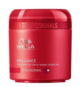 Wella Brilliance Treatment for Fine To Normal Colored Hair