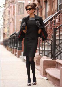 black blazer for women