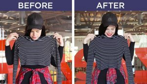 5 Hacks μόδας από το Pinterest που πρέπει να δοκιμάσεις!