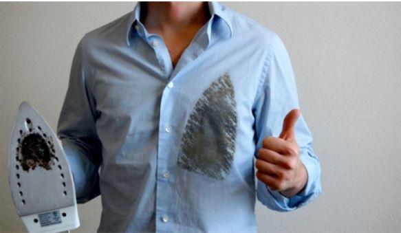 cornstarch stain remover