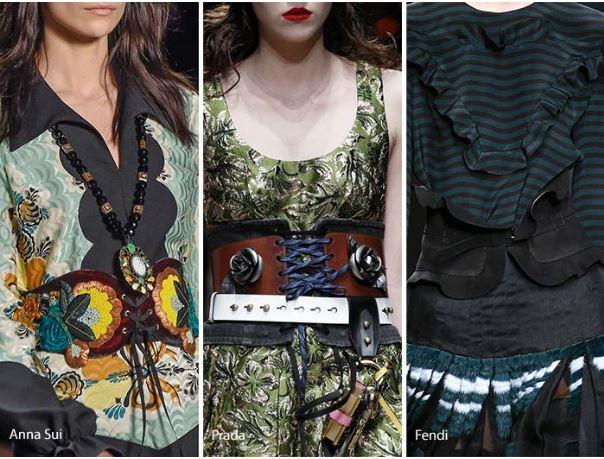 corset belts
