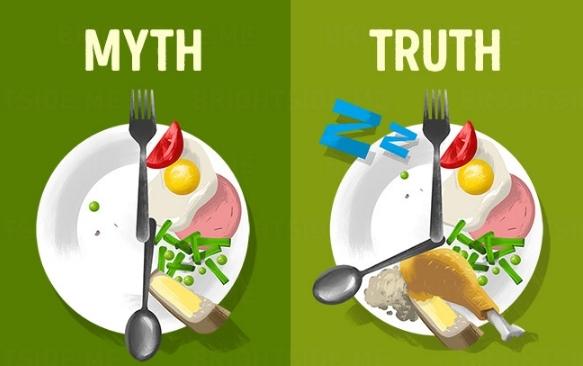 15 Μύθοι για την υγιεινή διατροφή που ΔΕΝ πρέπει να πιστεύεις!