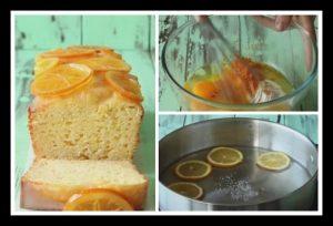 Πως να φτιάξεις αφράτο κέικ με πορτοκάλι και γιαούρτι!
