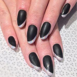 galliko mermaid manicure