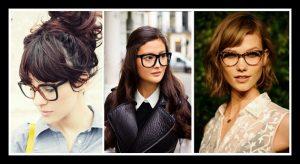 21 Κουρέματα και χτενίσματα για γυναίκες με γυαλιά!