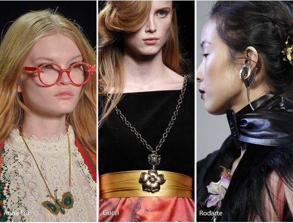 jewellery and nature